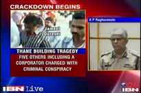 Thane building collapse: 9 arrested, sent to police custody