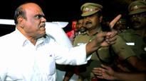 Kolkata: Former HC judge Karnan taken to Presidency jail, complains of chest pain