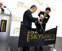 OUE Unveils OUE Skyspace LA and First-of-its-kind Skyslide at U.S. Bank Tower