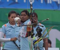 India Finish With One Silver Medal in Recurve Event at Archery World Cup