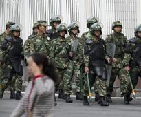 China mulls national security law to deal with terrorists