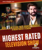 Rana's No. 1 Yari at No.1 Spot with 9.1 TV Rating