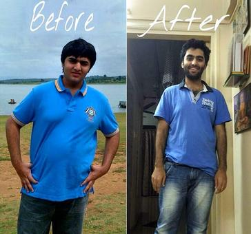 Fat to Fit: How I lost 28 kilos in two years