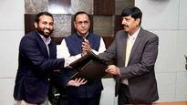 Rs 10,400 cr MoUs signed, 21,300 new jobs promised