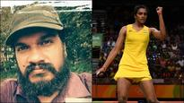 Disgusting: Malayalam film director wants to spit on PV Sindhu's achievements