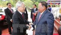 Vietnam, Laos agree to foster special relationship