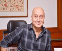 Anupam Kher gets nostalgic in his hometown