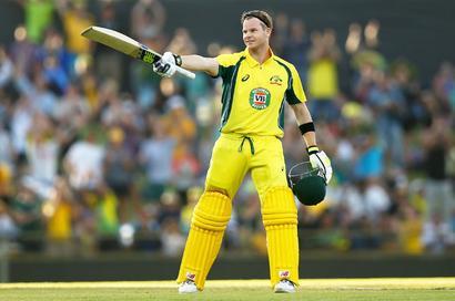 Perth ODI: Smith, Handscomb punish sloppy Pakistan