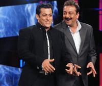 Will Salman fulfil Sanju Baba`s wish?