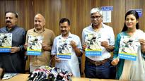 MCD polls: AAP promises to make Delhi garbage-free within a year