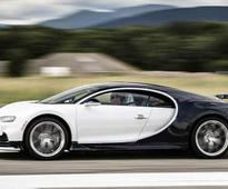 Bugatti Begins Deliveries Of The Chiron
