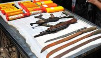 AK-22, rifle recovered in Ctg raid