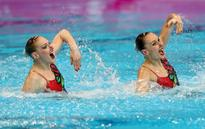 China and Japan plot end to Russia's dominance of synchronised swimming