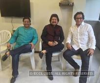 Anup Jalota, Talat Aziz and Pankaj Udhas to collaborate on a single
