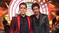 Salman and Shah Rukh look their dapper best a...