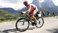 Kruijswijk extends overall Giro lead