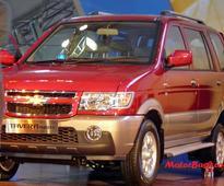 GM to Make Updated Tavera at Halol till March 2017