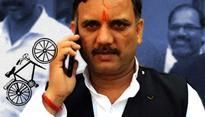 Expelled MLC Udayveer Singh lays the blame for Yadav feud at Amar Singhs feet