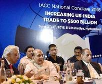 End protectionism to remove hurdles in Indo-US trade: Rajnath