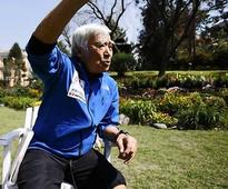Octogenarian Japanese climber aims for Everest record