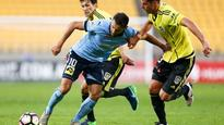 Sydney FC sucker-punch wasteful Wellington Phoenix with late winner