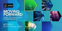Zain to host sixth Zain Technology Conference in Amman December 5-7, under theme Moving Forward