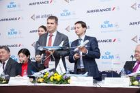 Air Astana inks codeshare with Air France, KLM