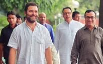 Rahul Gandhi to interact with Congress workers in Lucknow today