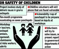 Project for safe childhood