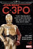 Find Out How C-3PO Got its Red Arm in Upcoming Marvel Comic