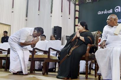 Jaya goes for bureaucratic shake-up hours after taking charge