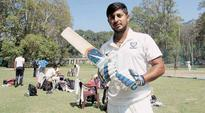 Ranji Trophy 2016-17: Shubham Khajuria the lone fighter for J&K but Andhra stay in control