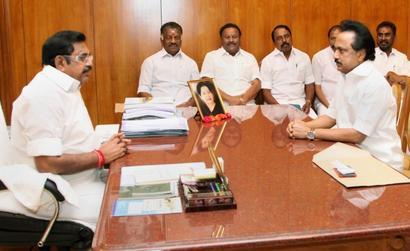 Tamil Nadu heads for Coalition Sarkar