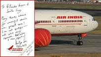 Air India gets defensive, flags appreciation note from Amartya Sen