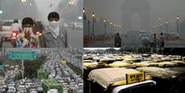 To tackle air pollution, Supreme Court bans diesel cabs in Delhi NCR from May 1