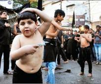 Shiites mourn martyrdom of Hazrat Imam Hussain