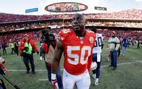 Chiefs star LB Houston had knee surgery in February