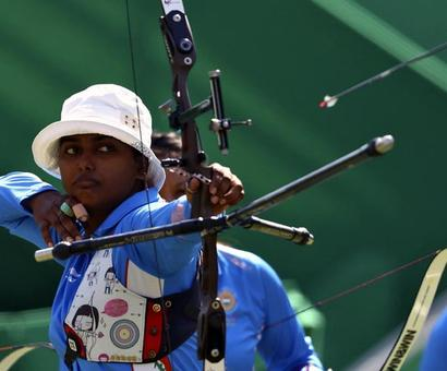 Olympic debacle makes it a forgettable year for Indian archers