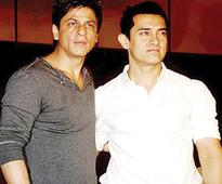 No collaboration between Aamir and Shah Rukh as of now