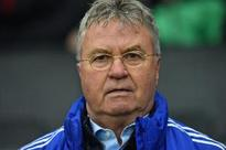 Hiddink reveals approach from Chinese league