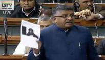 Prasad exhorts Lok Sabha not to link Triple Talaq Bill with religion, politics