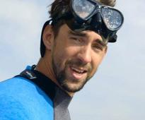 Michael Phelps vs Great White Shark! Watch video
