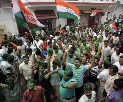 'The hills are smiling': TMC sweeps civic polls in Bengal