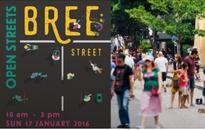 Open Streets Day in Bree and Longmarket Sts on car-free Sunday