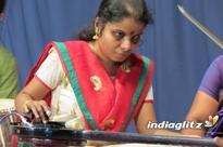 INSPIRING: Vaikom Vijayalakshmi to create a wolrd record!