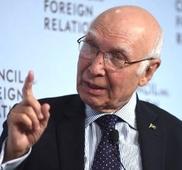 India stalling dialogue to avoid negotiations on Kashmir: Aziz