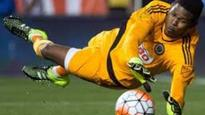 Reggae Boyz 'keeper in MLS All Star X1