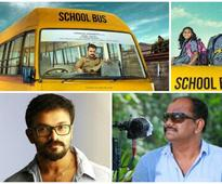Kunchacko Boban-Jayasurya's School Bus starts rolling; first-look posters out