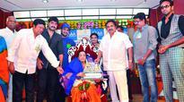 Dasari criticises choice of Padma awardees