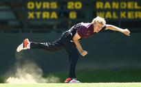 Santner's five overcomes Niall O'Brien's maiden century